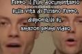 Ferro: il film documentario sulla vita di Tiziano Ferro
