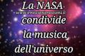 La NASA ha condiviso la  musica dell'universo