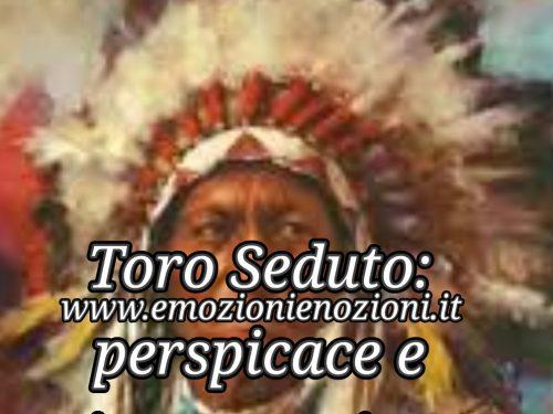 Toro Seduto: rivoluzionario perspicace e introspettivo