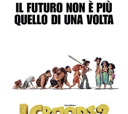 I CROODS 2 – UNA NUOVA ERA:  al cinema dal 23 Dicembre 2020