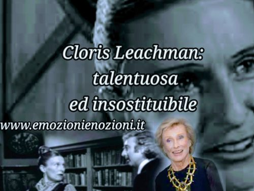 Cloris Leachman: talentuosa ed insostituibile