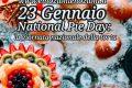 National Pie Day: la giornata nazionale della torta