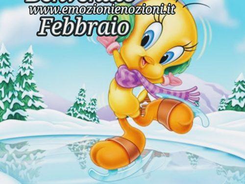 Febbraio:  immagini per salutare il mese più corto