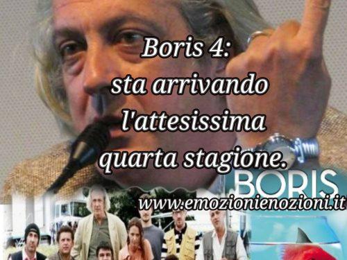 Boris 4: sta arrivando l'attesissima quarta stagione