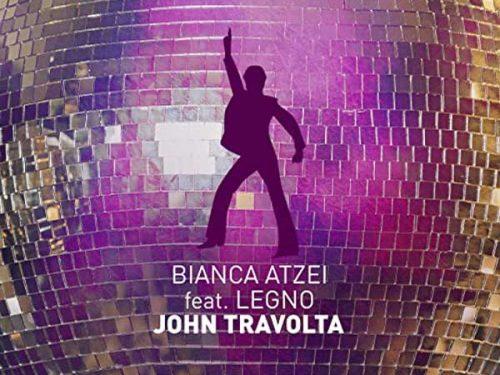 "Bianca Atzei: il suo ""John Travolta"""