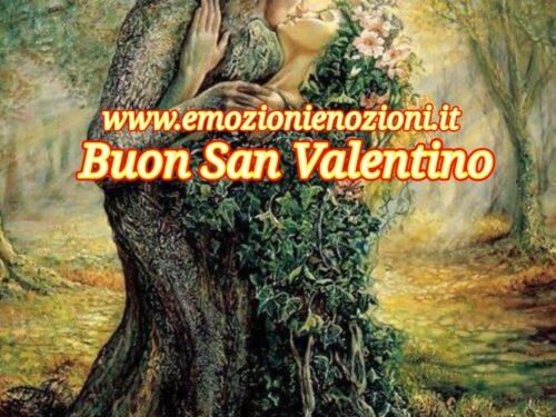 Buon San Valentino: immagini per il 14 Febbraio
