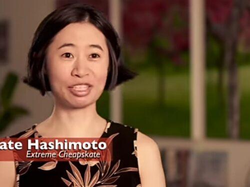 Malati di risparmio: Kate Hashimoto e i suoi segreti