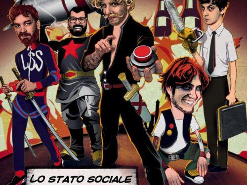 Lo Stato Sociale: domani 25 Marzo  su Feltrinelli live