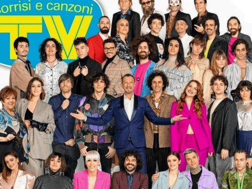Sanremo 2021: comincia lo show