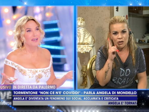 Angela Chianello: il mistero con Barbara D'Urso