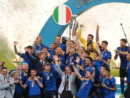 UEFA EURO 2020: Italia campione d'Europa