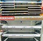 Quarantena per migliaia di persone: supermercati vuoti