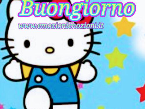 Hello Kitty: immagini per dire ciao