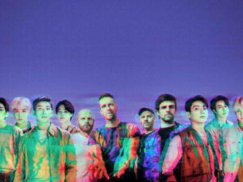 Coldplay e BTS: ritornano con My Universe