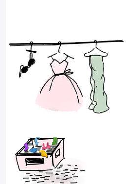 Vestiti: soluzioni per organizzarli in modo sostenibile